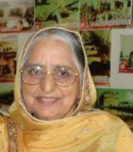 Rajinder Kaur
